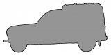 Kits de joints complets pour R4 4L F4 fourgonnette