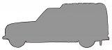 Type R2430 - Break F6 Vitrée