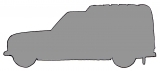 Complete seal kit for R4 4L F6 van