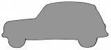 Renault 4 GTL / CLAN / SAVANE exhaust kit mounting in the wing for Raid preparation!