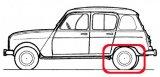 Rear drive 4L R4