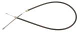 Handbrake cable & add on parts for Estafette.