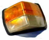 Front turn signal replacement glass