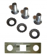 Screws & front axle add on parts