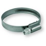 Collars for cooling hose for Renault Estafette