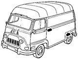 Rear wheel cylinders