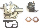 Water pump & fuel pump