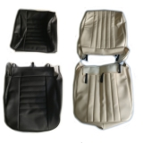 Seat covers for Renault R4 4L van F4 and F6.