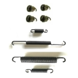 Brake shoes springs for Renault Estafette