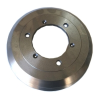 New front brake drum for Renault Estafette from 1965 until the end of production.