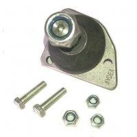 Rotule de suspension 4L. 100% Conforme, platine et cône. DROITE. VadeV.