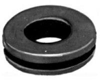 Passe-fil pour Renault R4 4L ou Renault Estafette. 7x15. Tôle ép. 1mm. 20 pièces.