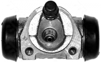 Rear wheel cylinder left or right for Renault R4 4L. BENDIX mounting.
