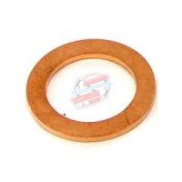 Rondelle cuivre d'étanchéité, flexible de frein.