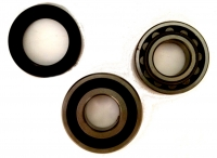 Wheel bearing kit, front, Estafette, years from 1969 to end of production.
