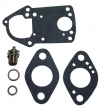 Gasket set for carburetor Solex 26 DITS / DIS from Renault R4 4L.