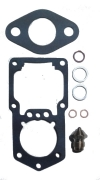 Gasket set for Renault R4 4L Zenith 28IF carburetor.