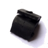 Set of 4 rubbers stops for Renault R4 4L bonnet.