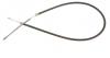 Câble de frein à main secondaire pour Renault Estafette de 1968 à 1980. Côté gauche.