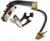 Contact set, for Renault R4 4L. Ducellier distributor. Interior setting.