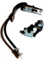 Contact set for DUCELLIER distributor with external adjustment for Renault R4 4L with Cleon 956 or 1100 engine.