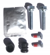 Caliper mounting kit for Renault R4 4L, guide sleeve set for Girling mounting.