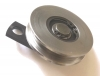 Complete water pump belt tensioner for Renault Estafette with Cleon engine 1100 or 1300, new.