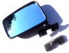 Rearview mirror plastic for Renault R4 4L, Left side.