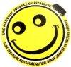 """Sticker """"A bad day..."""" Estafette."""