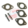 Carburetor adaptation kit DIS on PDIS carburetor pipe for Renault Estafette.