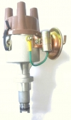 Complete Ducellier type distributor for Renault R4 4L with Cléon 956 or 1100cc engine.