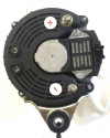 Alternator new for Renault Estafette. Assembly 2 belts. Water pump and alternator driven by two different belts.