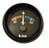 Ampèremetre pour Renault R4 4L ou Renault Estafette.