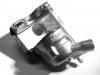 """""""Bendix"""" right front caliper for Renault R4 4L"""
