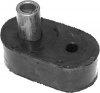 Silent bloc de barre stabilisatrice pour Renault R4 4L. Pour barre de diamètre 12mm, tube long.