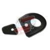 Handle seals for 1 door handle for Renault R4 4L. Left side. ONLY FOR ORIGINAL VADEV HANDLES.