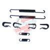 Rear brake shoe spring kit for Renault Estafette. All models.
