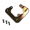Air filter attachment plate for Renault R4 4L. With screws.