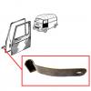 Arrêtoir de porte en acier trempé pour Renault Estafette.