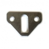 Aluminum wedge 4 mm for fuel pump of Renault R4 4L or Renault Estafette.