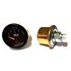 Oil pressure gauges for Renault R4 4L or Renault Estafette. 0 to 8 bars.