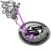 Clip insert de biellette de carburateur Solex pour Renault R4 4L ou Renault Estafette. A l'unité.