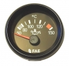 Oil circuit thermometer for Renault R4 4L or Renault Estafette.