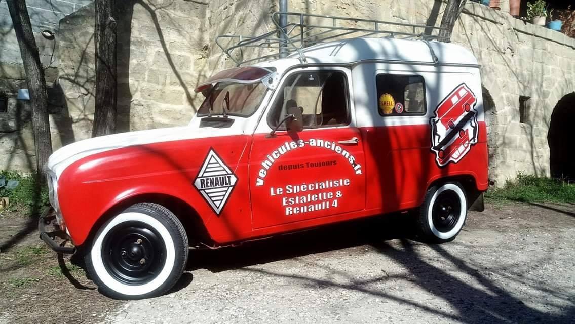 Vehicules Anciens Fr Specialiste Pieces Renault 4l R4 Tl Gtl Savane Clan Super Parisienne Plein Air 4l F4 4l F6 R3 Rodeo News